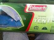 COLEMAN Hunting Gear 2 PERSON SUNDOME TENT
